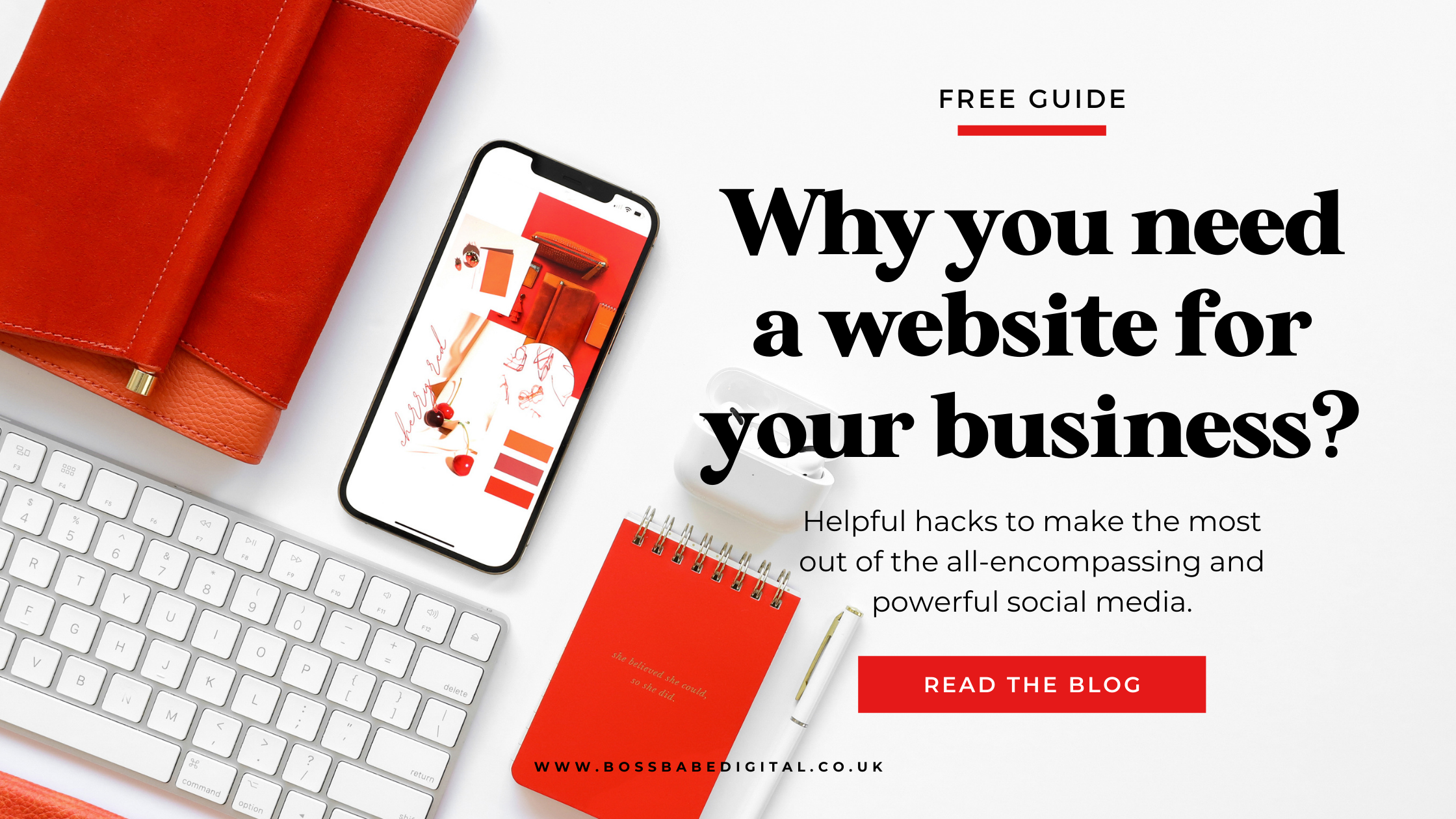 Why you need a website for your business